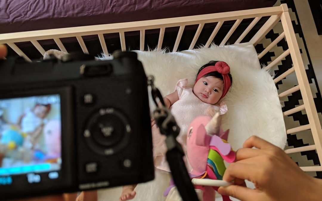3 Tips for Photographing your Baby